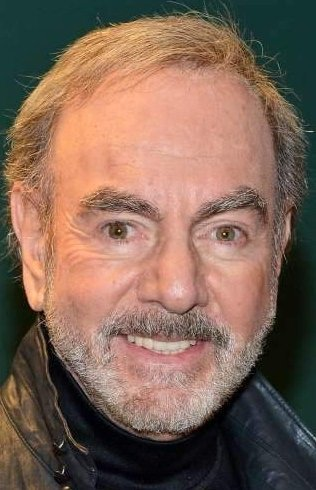 Congratulations! HAPPY! 78th! BIRTHDAY! Neil! Diamond! Sweeet! Way! Cool!  Aaaay!