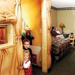 Mason is home to one of nation's most family-friendly hotels