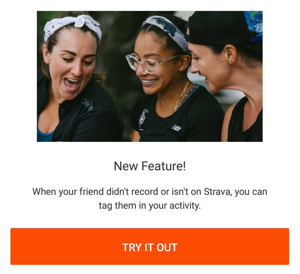 test Twitter Media - Hey @Strava, if my friend didn't record, it might be because they didn't want to. It's not for me to put someone at an activity they chose not to record. Will you please reconsider how this feature is implemented? cc: @consentsoftware https://t.co/CJZM9VIhLr