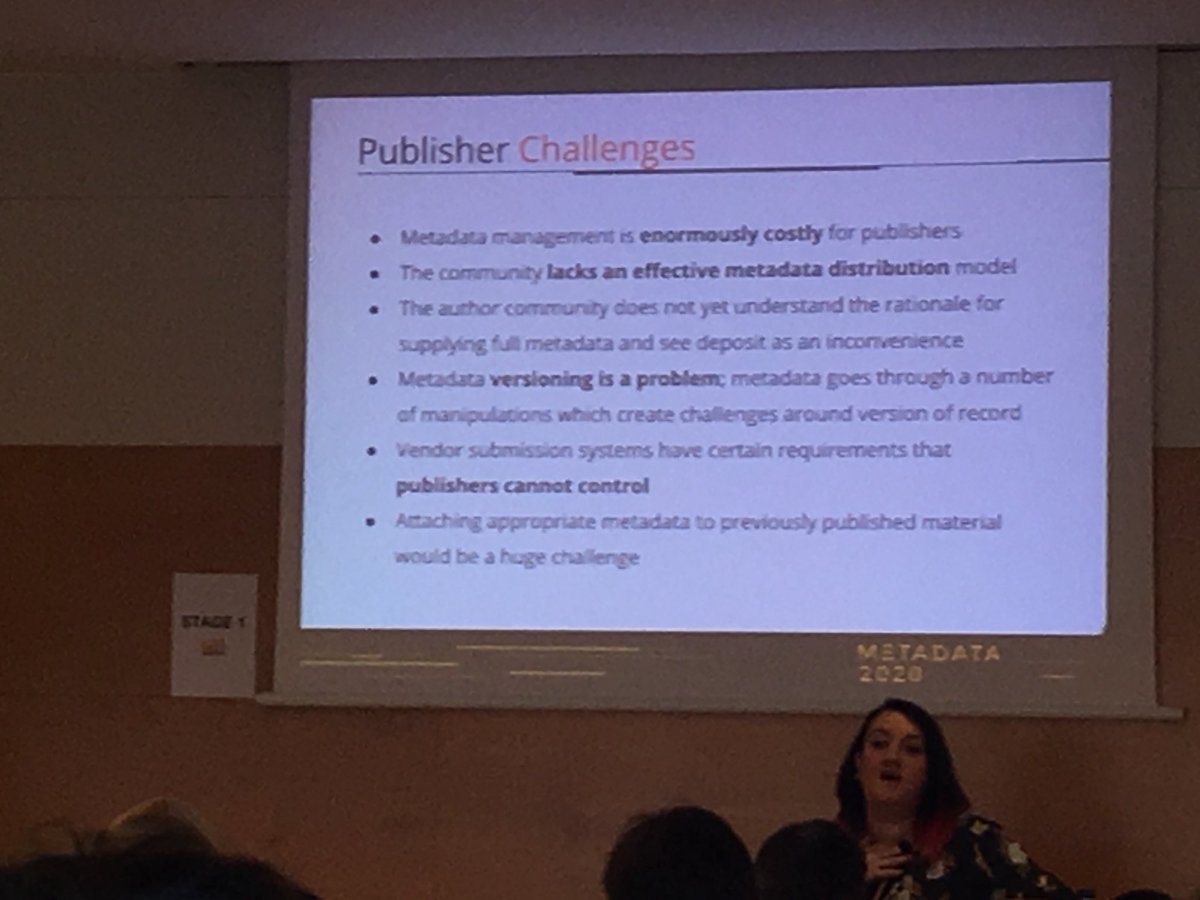 test Twitter Media - #Metadata2020 Publishers user group challenges and opportunities #PIDapalooza18 #pidapalooza https://t.co/MQBlk11kHs
