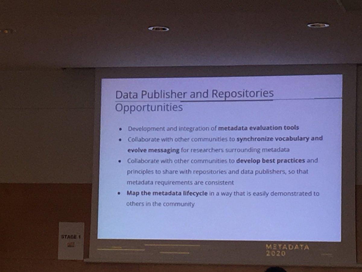 test Twitter Media - #Metadata2020 Data publishers and repositories #PIDapalooza18 #pidapalooza https://t.co/s38Ytoo5lx