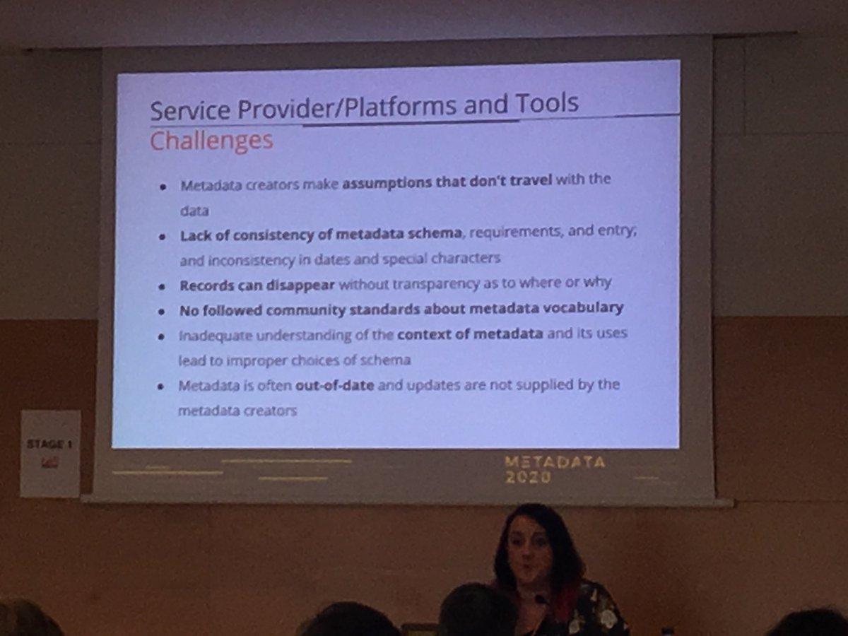 test Twitter Media - #Metadata2020 service providers  #PIDapalooza18 #pidapalooza https://t.co/FLzbjpb55d
