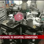 CEO addresses filthy conditions at Midwest Cityhospital