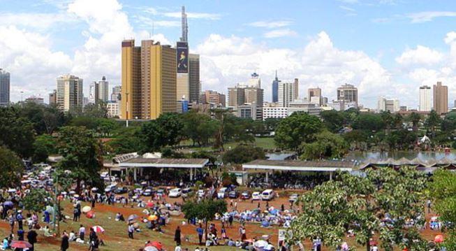 Government closes Uhuru park ahead of Raila's swearing-in