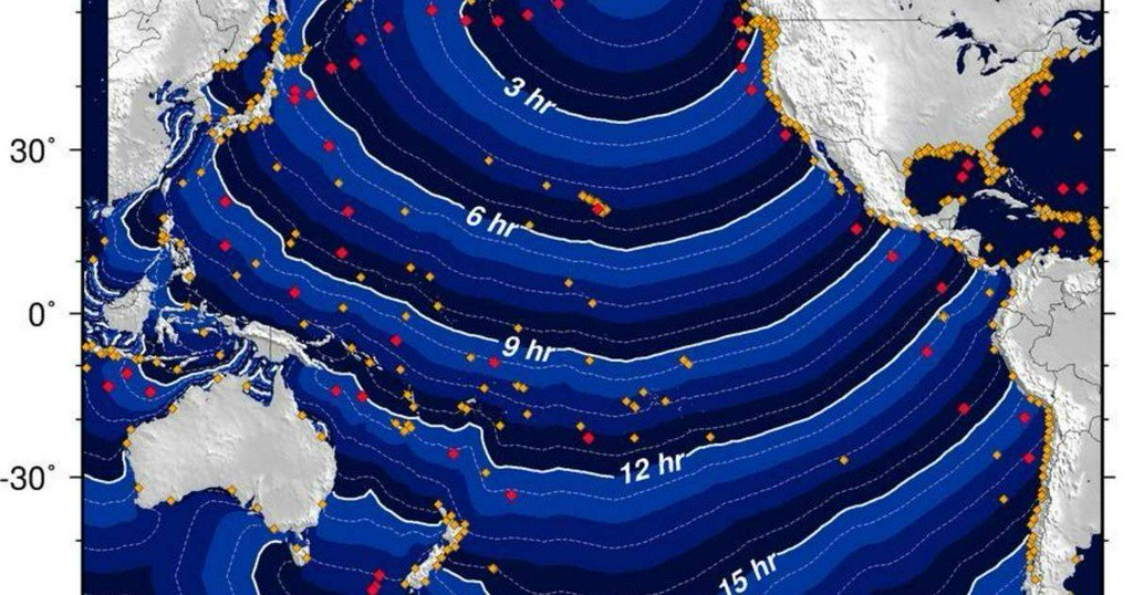 Alaska quake shows complexity  alaska earthquake