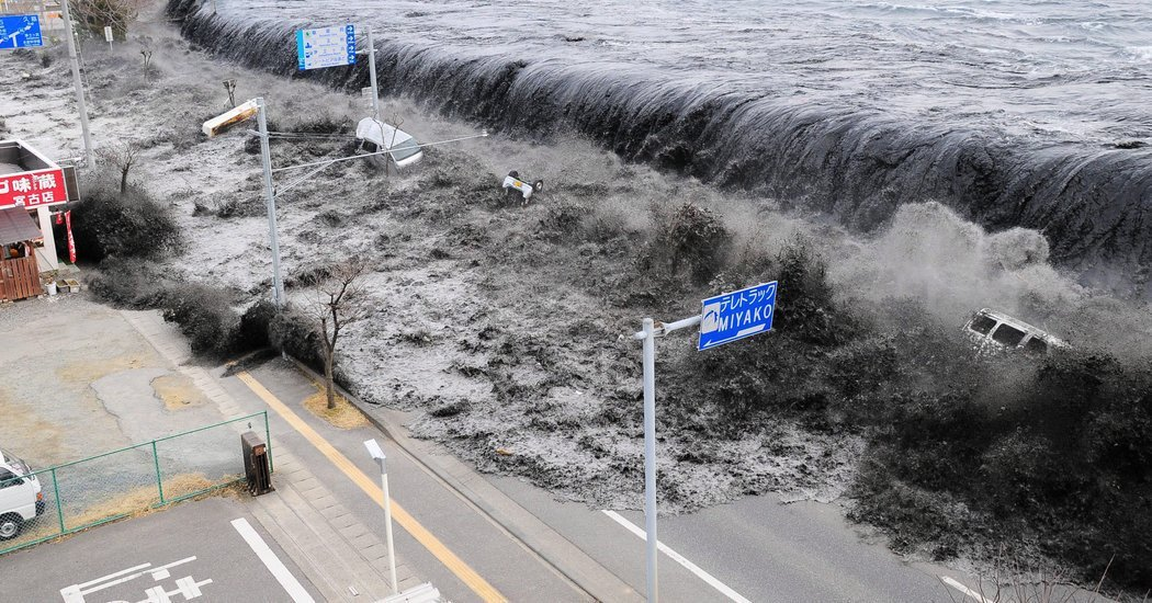 For Tsunami Forecasters, Speed Is Everything