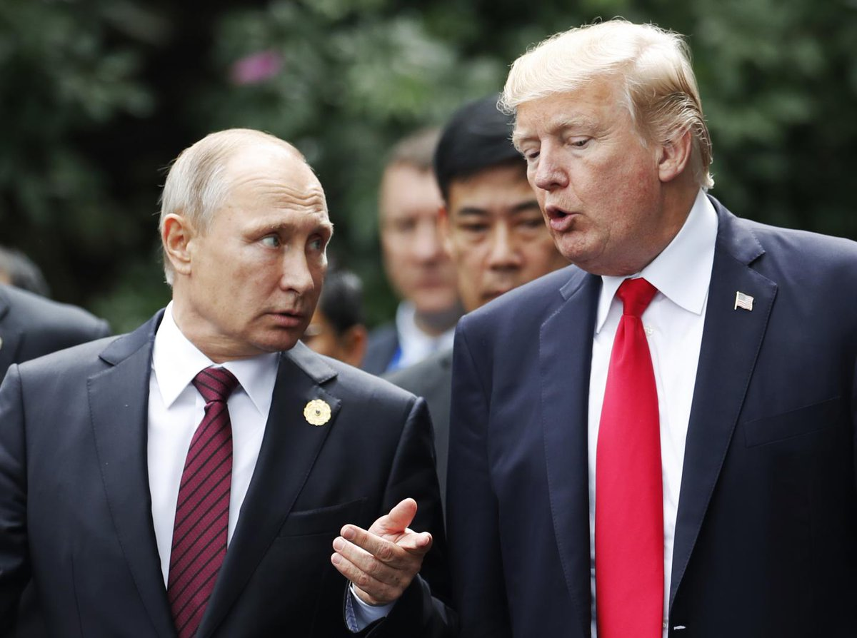 Vladimir Putin tried to help Donald Trump become president, but he didn't get what he wanted