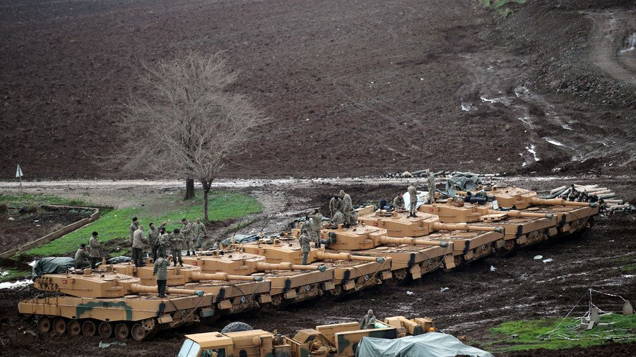 German politicians decry arms sales to Turkey amid ongoing operation against Syrian Kurds