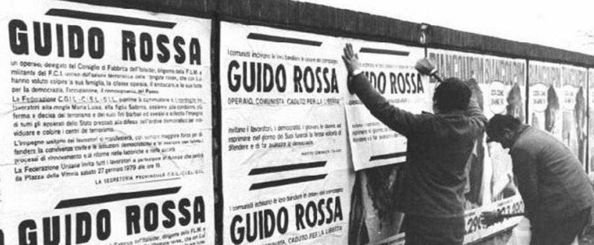 #GuidoRossa