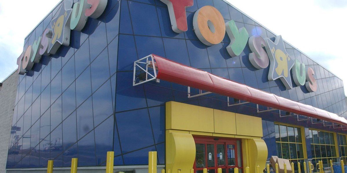 6 Toys R Us in Michigan to close as part of bankruptcy