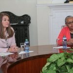 Melinda Gates visits Nairobi to launch tech initiative for fighting poverty