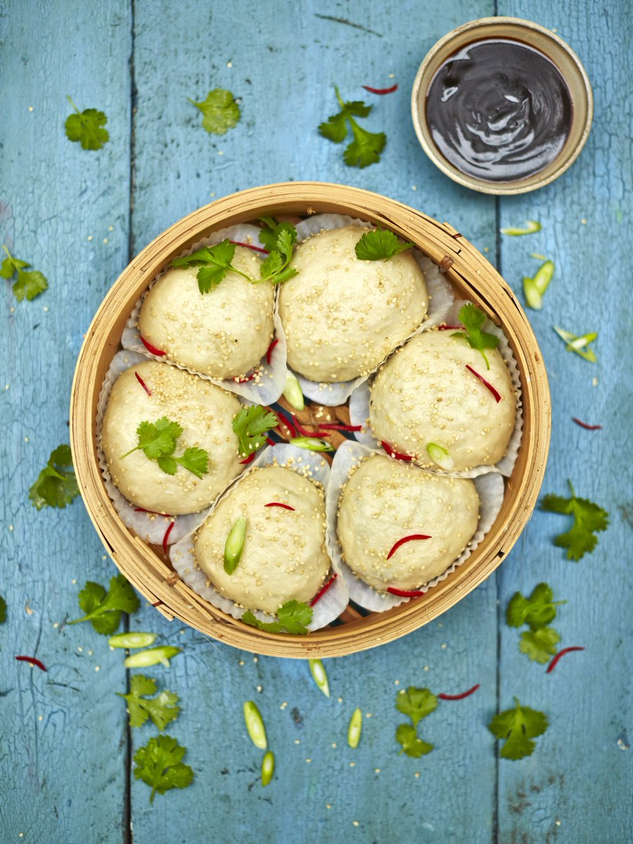 #Vegan Dim Sum Buns...(now try repeating that out loud 5 times as fast as you can ????) https://t.co/7TTwZQhn8o https://t.co/I9JwUBKbUW