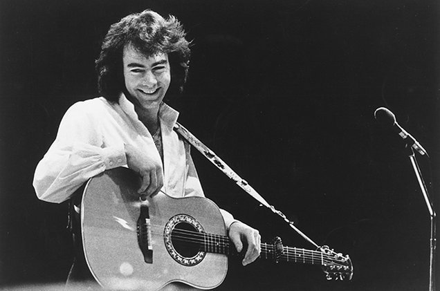 Sweet Caroline Good times never seemed si good .. Happy Birthday NEIL DIAMOND