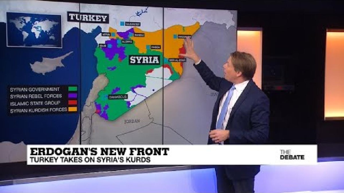 ?? Erdogan's new front: Turkey takes on Syria's Kurds (part 2)