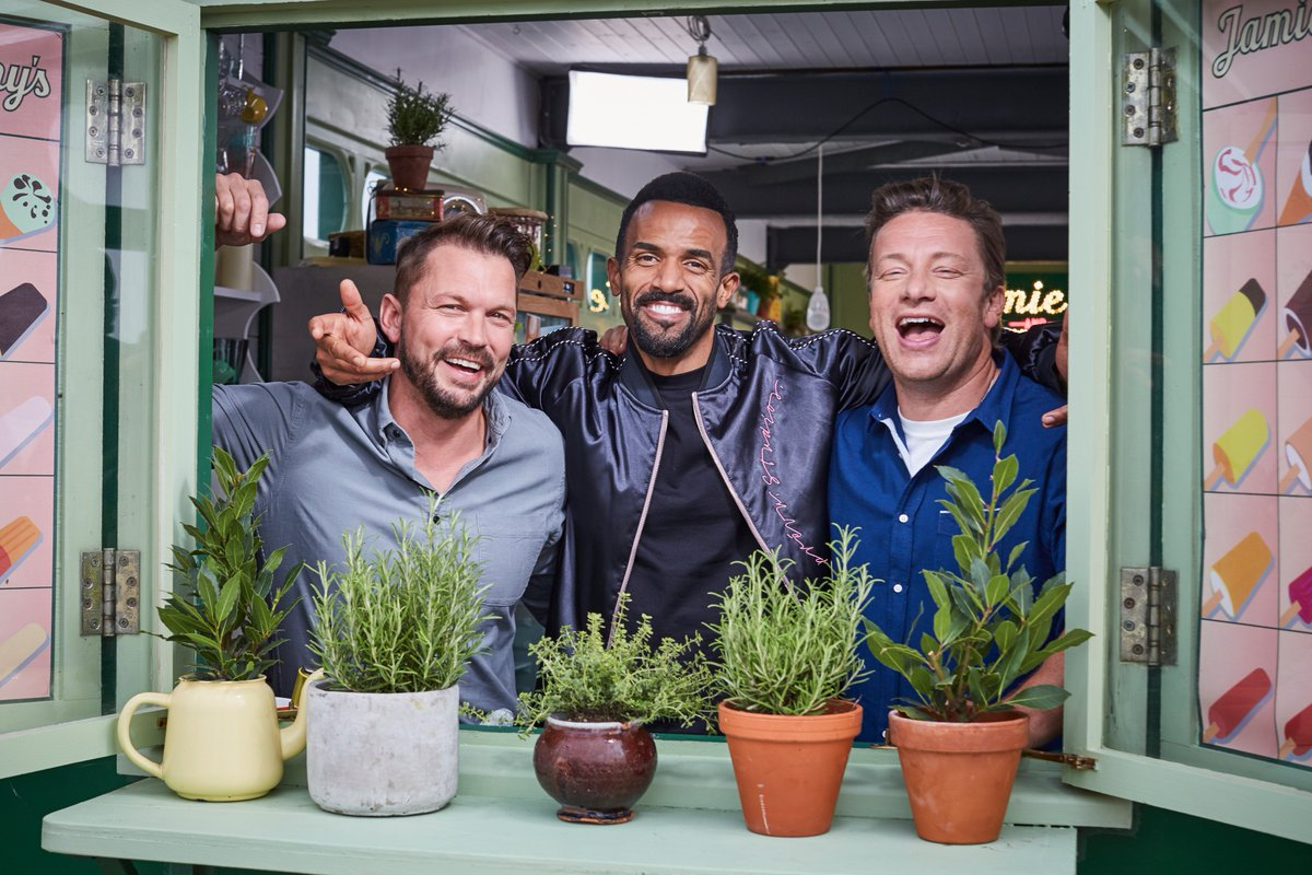 .@CraigDavid all over your... TV. This Friday @Channel4 8pm. #FridayNightFeast https://t.co/GAj8aoEwED