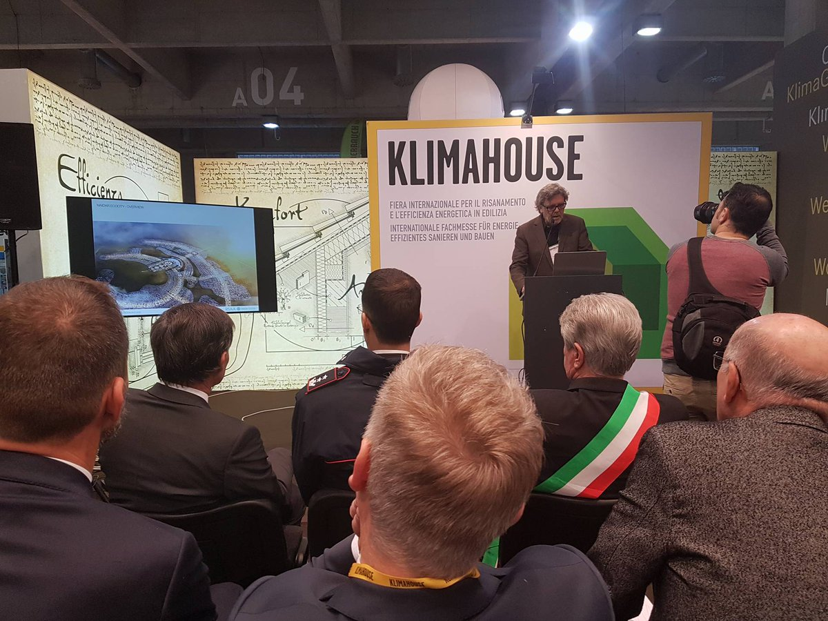 #Klimahouse