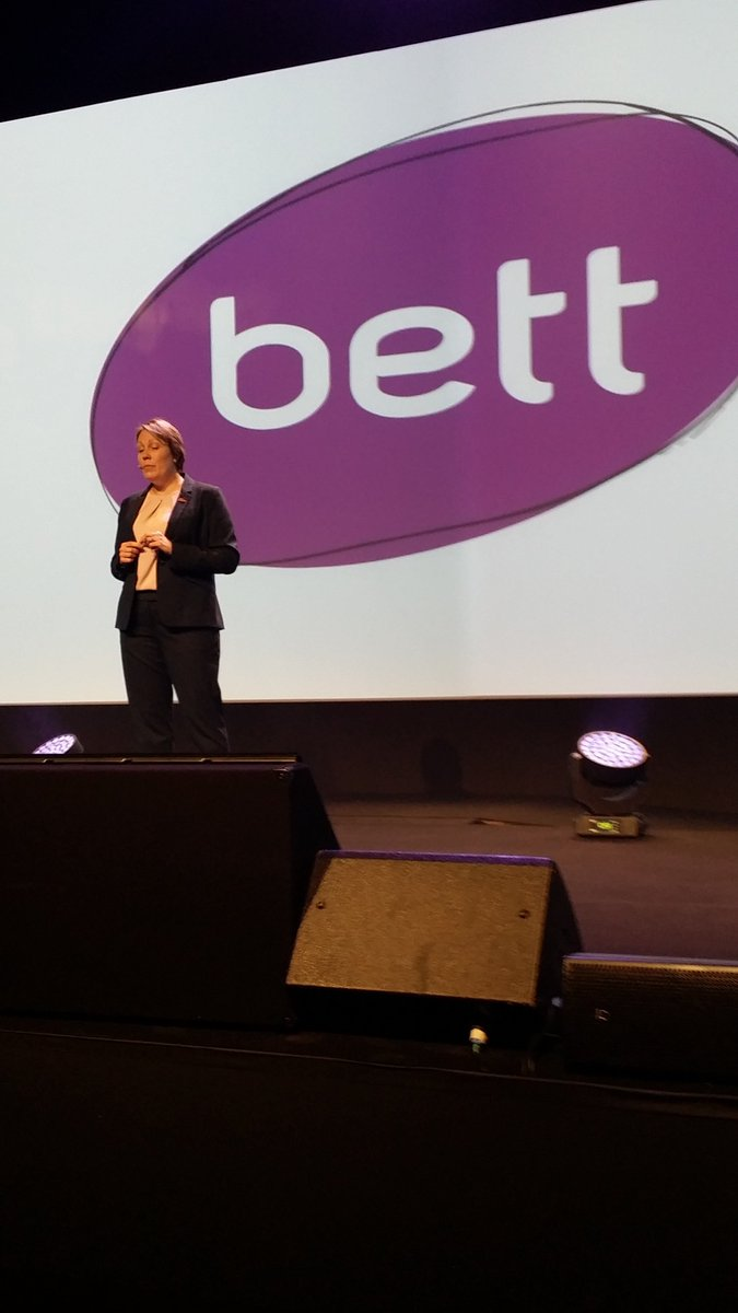 test Twitter Media - #bett2018 @CJPWright @besatweet gives 3 reasons to be cheeful - DfE direction of tech travel; development of the maker movement; and collaboration.   DfE stand at BETT this year for the first time in a while! https://t.co/4wRDl87HbG