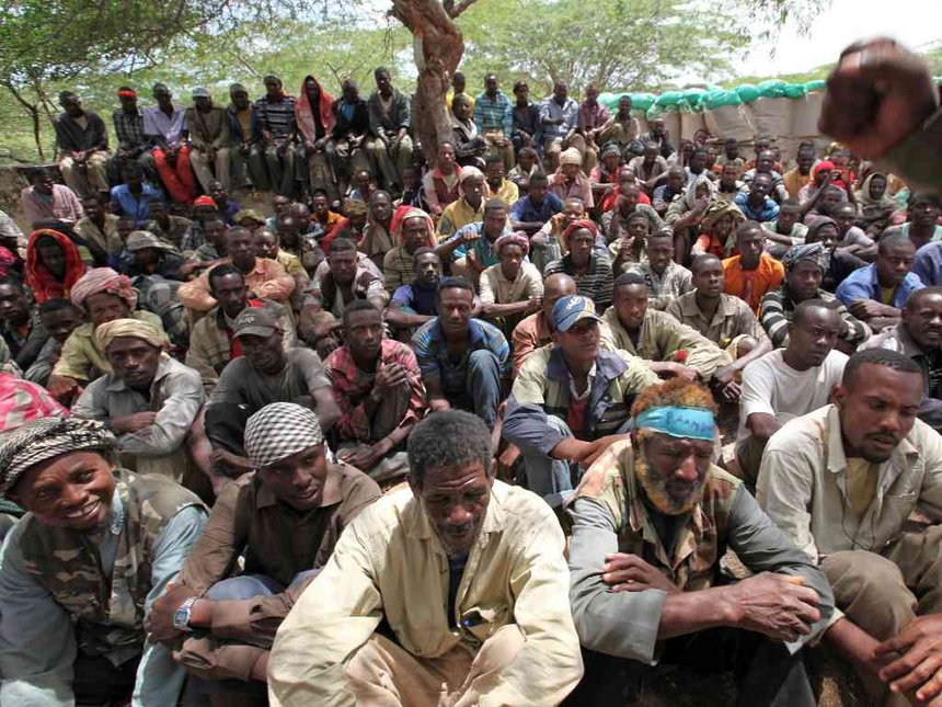 Somalia lures defectors in new push against al Shabaab