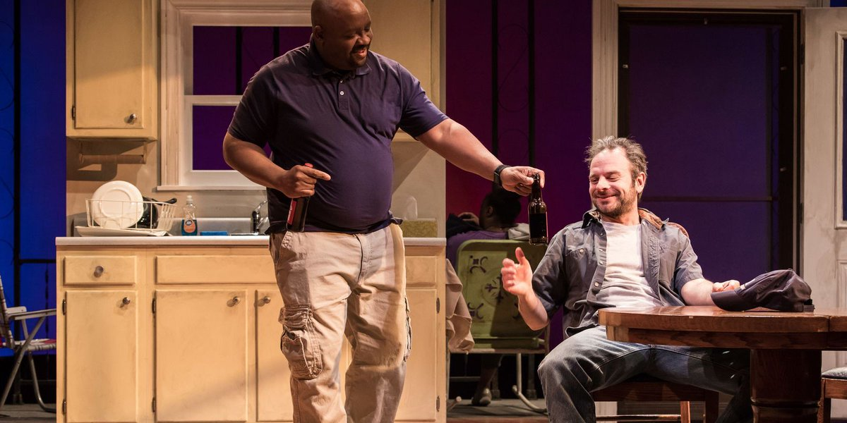 A story about Flint and its troubles takes the stage
