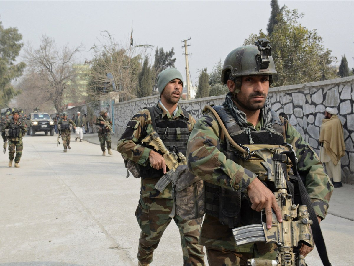 Gunmen attack offices of Save the Children in Afghanistan, leaving two dead
