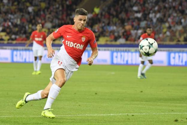 L'AS Monaco vend Guido Carrillo et garde Keita Baldé