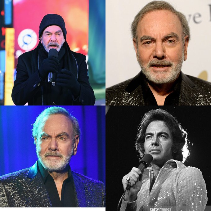 Happy 77 birthday to Neil Diamond. Hope that he has a wonderful birthday.