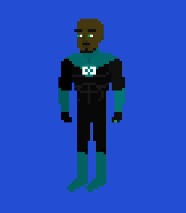 Happy 51st Birthday to Phil LaMarr who voiced John Stewart on