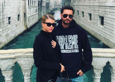 Fans think that Sofia Richie is 'copying' Kourtney Kardashian with her new hair...