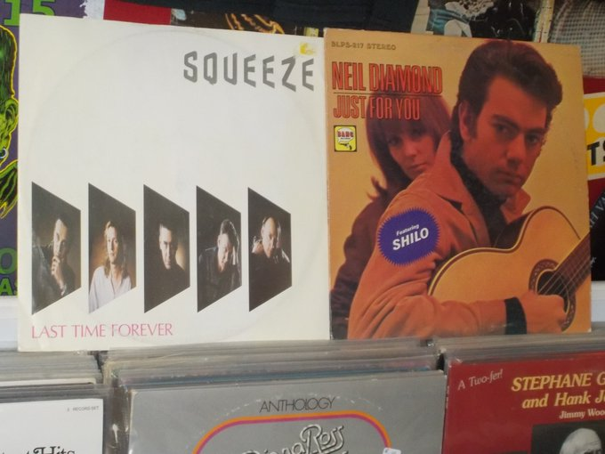 Happy Birthday to Jools Holland of Squeeze & Neil Diamond