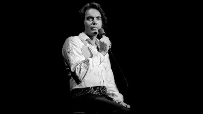 Happy birthday, Neil Diamond!