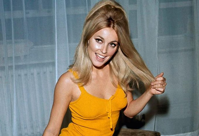 Happy birthday to beautiful but tragic Sharon Tate (1943-1969)