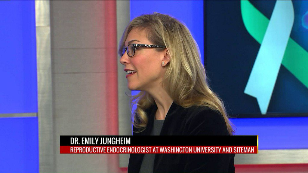 Dr. Emily Jungheim's plan to save a cervical cancerpatient