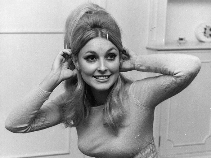 Happy Birthday to Sharon Tate!