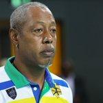 """Le """"Barjot"""", Jackson Richardson,  entraîne l'équipe de handball du Gabon"""