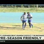 AFC Leopards beat Uganda's KCCA 2-1