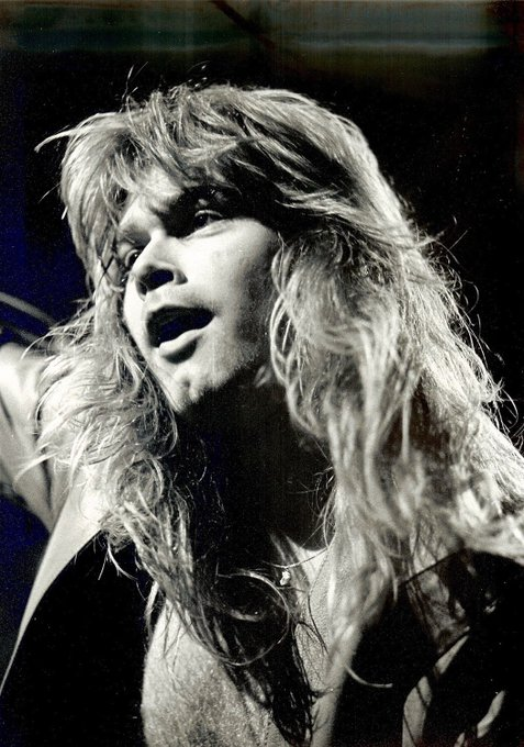 Happy birthday to lead vocalist Michael Kiske of the band Helloween.