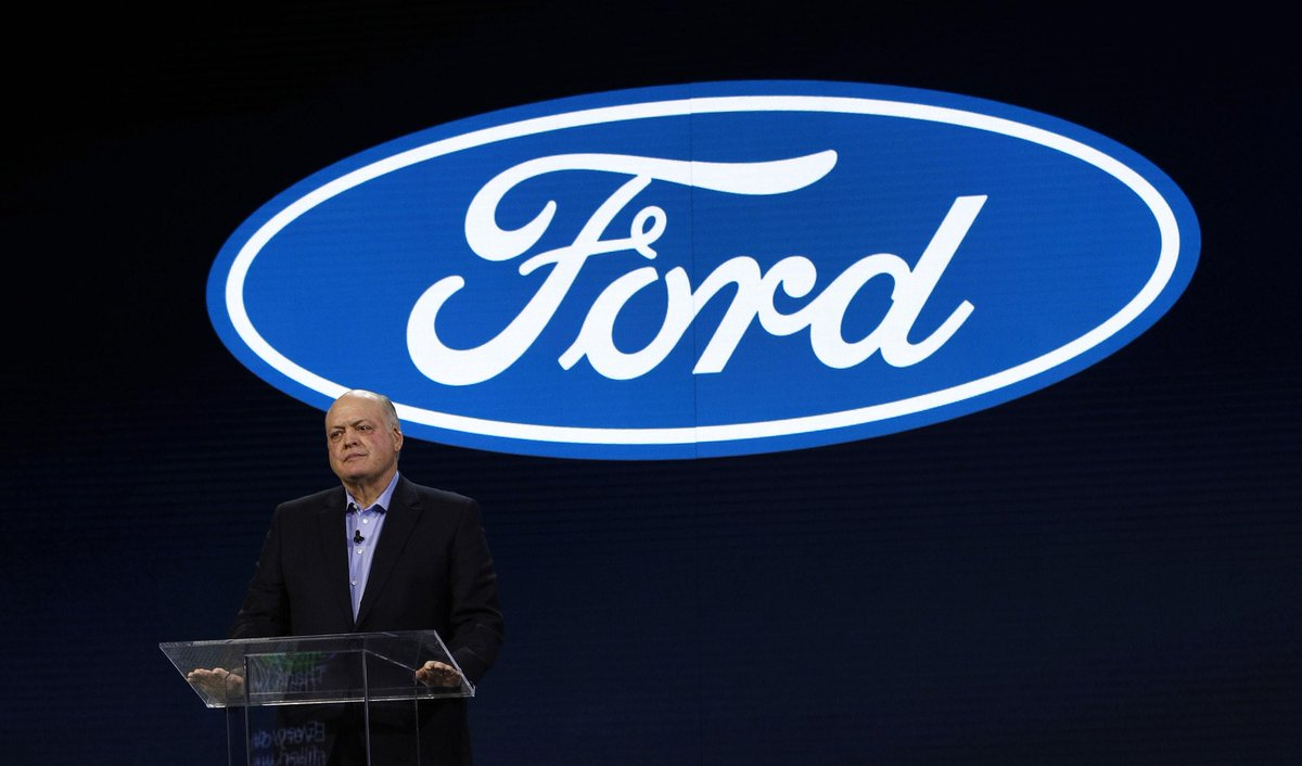 Ford reports $7.6B profit in 2017, up 65%