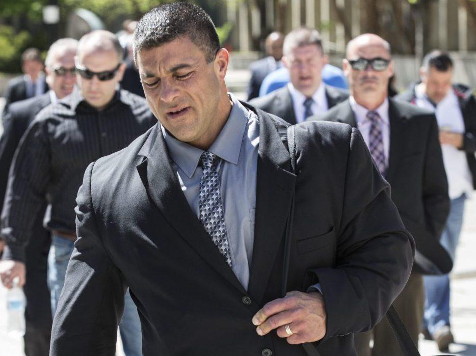 MANDEL: York cop guilty of dangerous driving causing death at his third trial