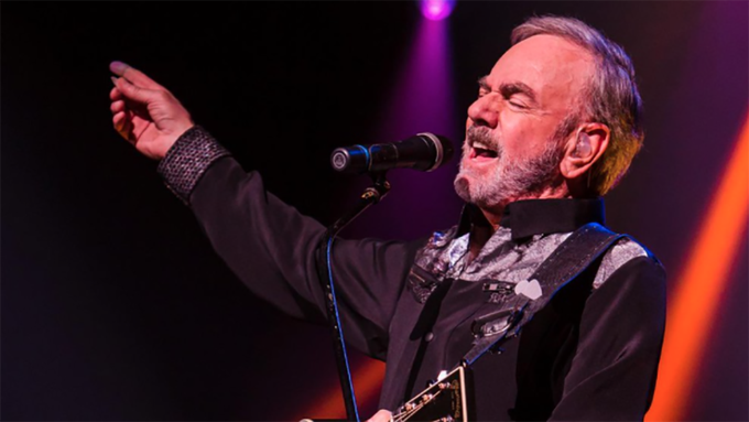 Happy birthday Neil Diamond! Yep, it s his real name
