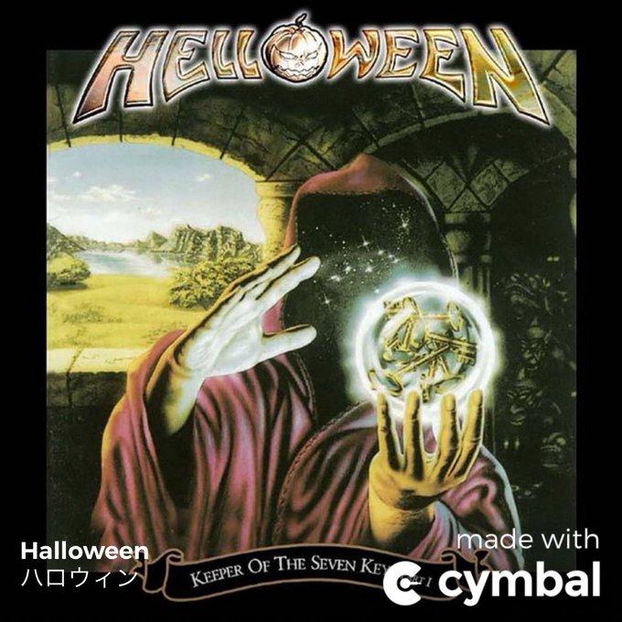 "Happy Birthday Michael Kiske  \""Halloween\"" by Helloween"