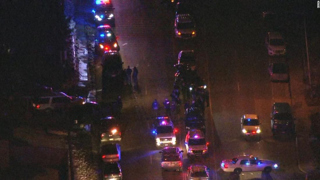 Manhunt underway for suspects in fatal shooting of Colorado deputy