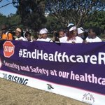 Activists hold demos, demand for better health care at KNH