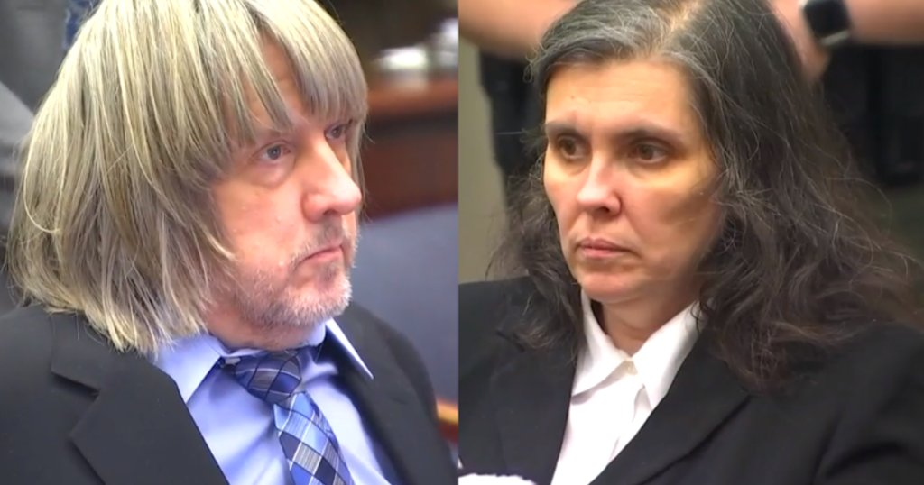 Court orders no contact between Calif. couple and 13 siblings in torture case