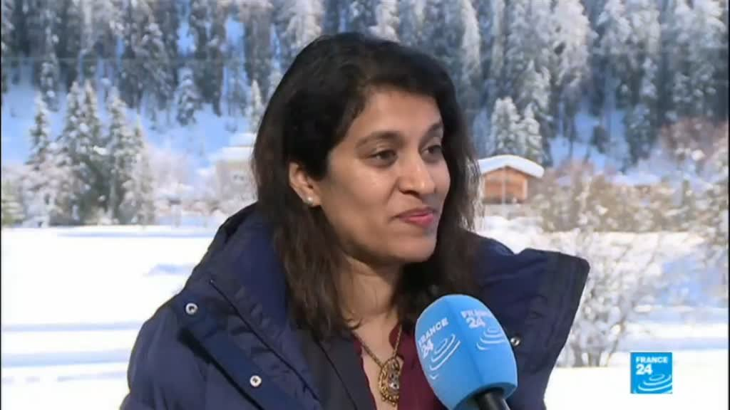 BUSINESS DAILY - Davos 2018: Blockchain frenzy hits global elite