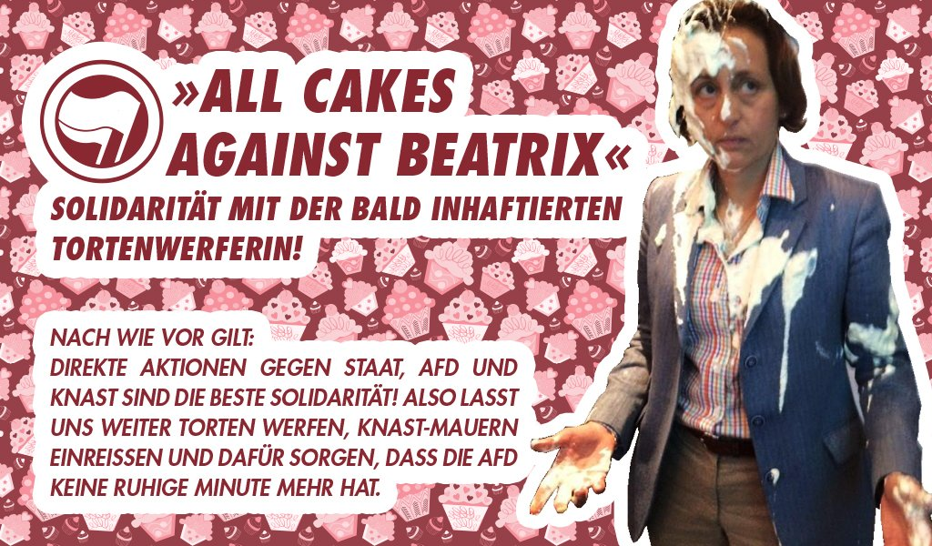 All Cakes Against Beatrix