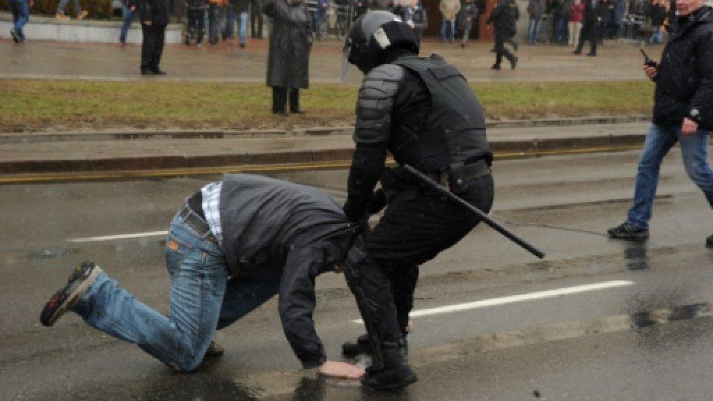 Belarus blocks popular opposition website