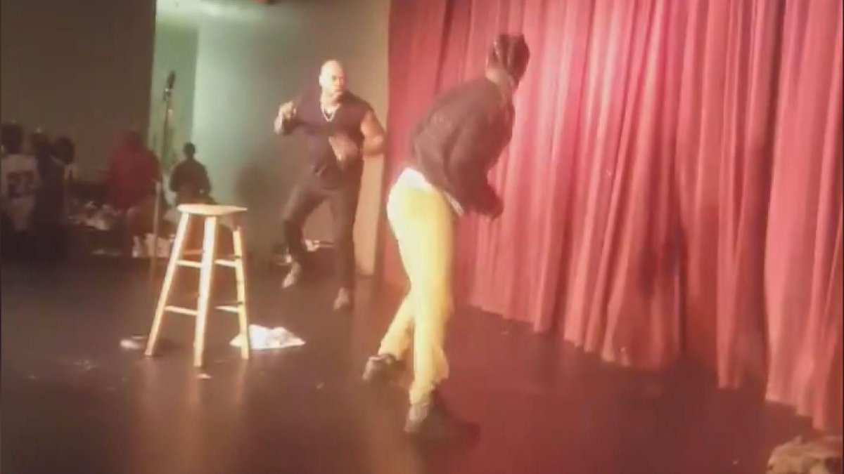 Comedy club manager: Comedian Steve Brown stoked flames before violent attack