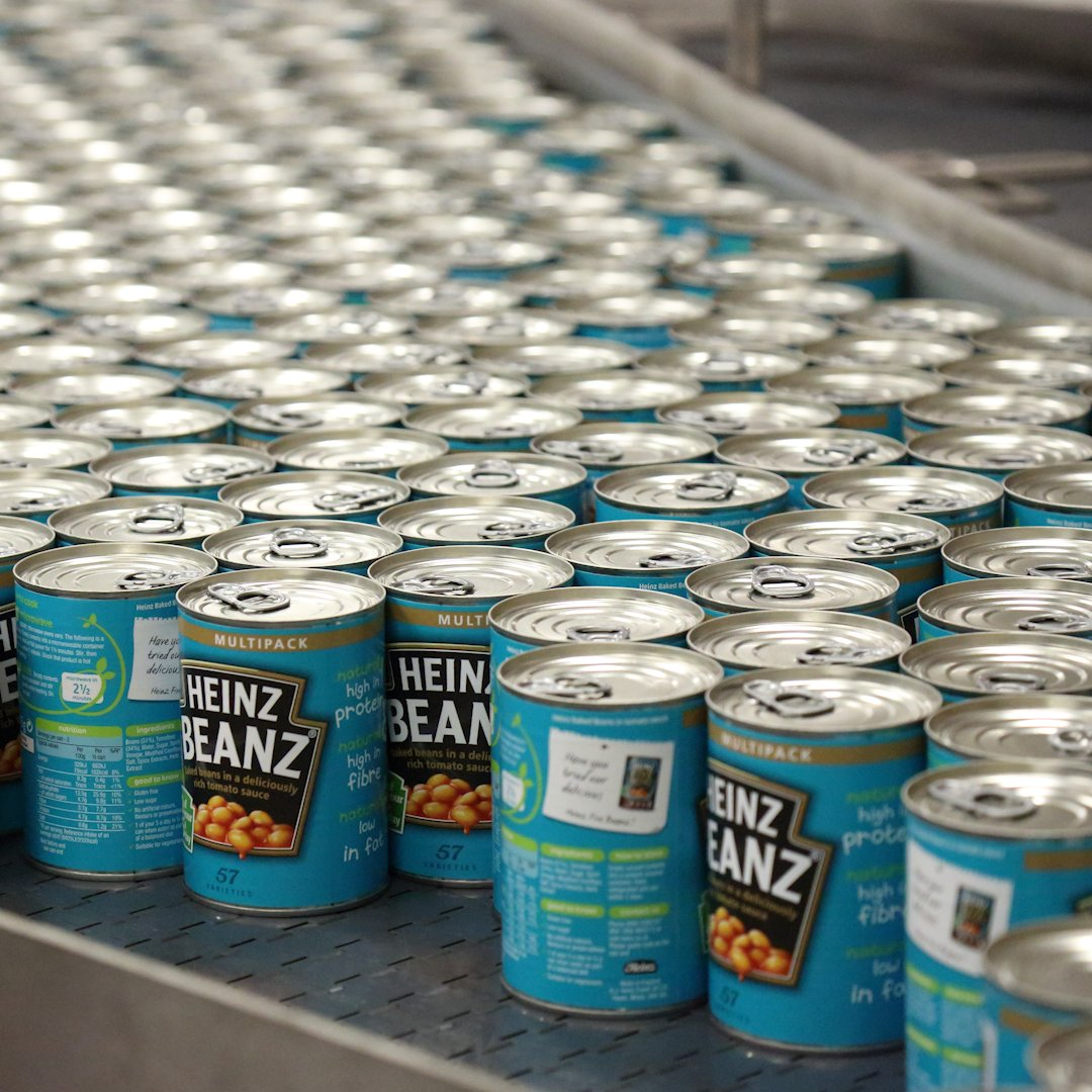 test Twitter Media - RT @BIUK: Take a look inside the world's biggest baked bean factory, which produces 3 million cans every day. https://t.co/cpnmLMrNUV