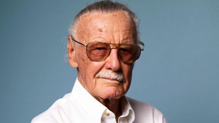 RT @THR: Stan Lee