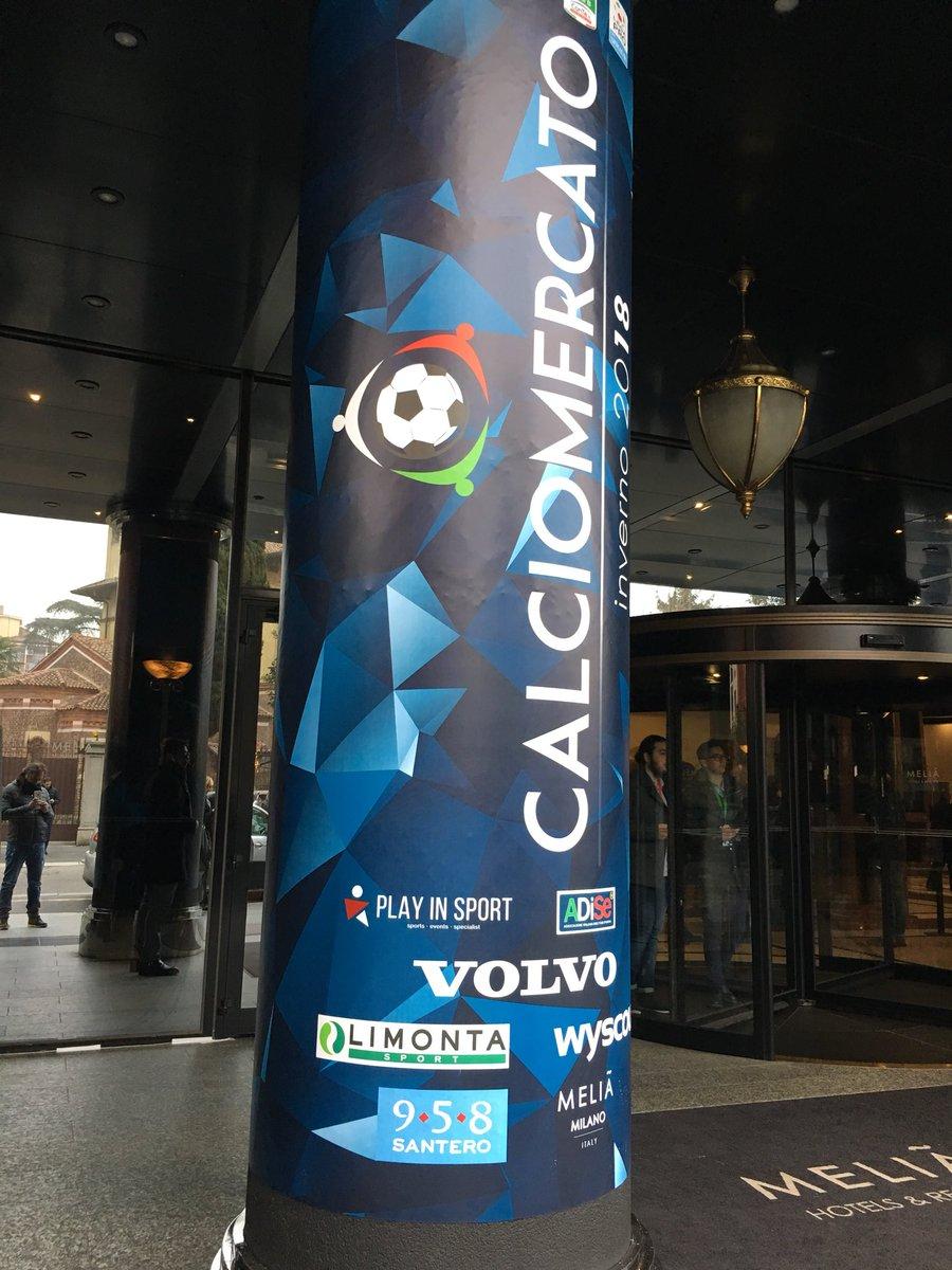 #Calciomercato